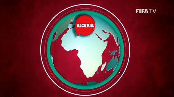 Algerie - Fifa Tv