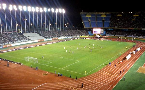 stade Blida