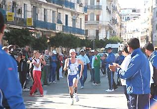 Marathon Alger - 2013