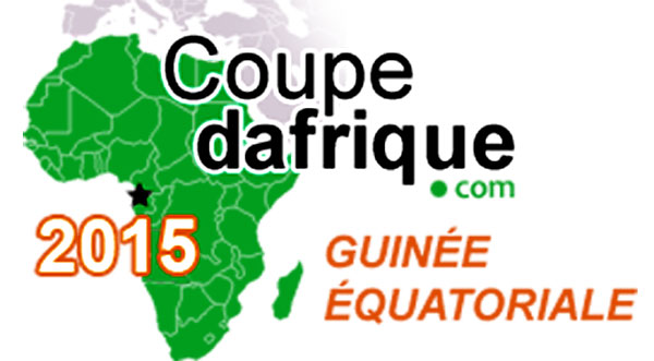 CAN 2015 - Guinee Equatoriale