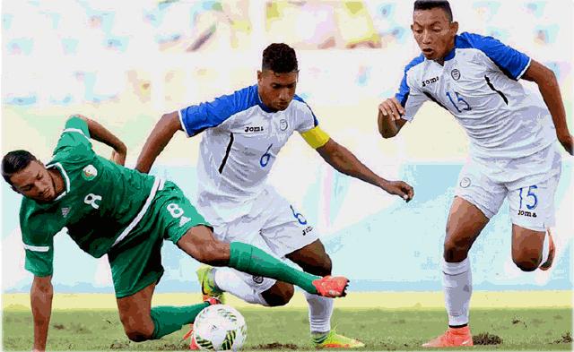 JO-2016 football: Algérie 2 – Honduras 3
